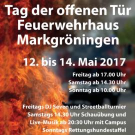 Tag der offenen Tür Feuerwehrhaus Markgröningen